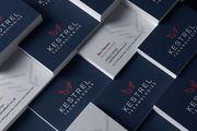 Kestrel Business Cards