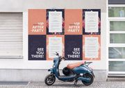 Ometria Magento VIP Party Invite